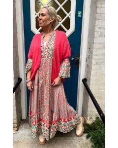 Lollys Laundry Morning Skirt Flower print green